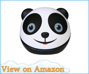 Best Dog Speaker - Impecca Zoo Tunes Portable