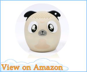 Best Dog Speaker - Thumbs Up Dog Speaker