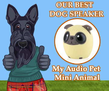 Our Best Dog Speaker