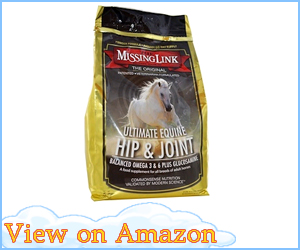 The Missing Link 5-Pound Equine Plus Formula review
